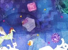 festaria bijou SOPHIA クリスマス占いサイト用ビジュアル